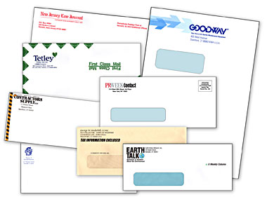 10 window envelope sizes for 10 window envelope size